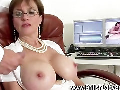robert anal stocking brit sonia blowjob tit cumshot