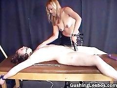 Extreme lesbian bondage porn 1by part6