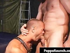 Extreme gay hardcore asshole fucking S&M part6