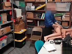 Petite veronica full video Shoplyfter Get Out Of Jail Pass By Pleasing Hard Cock Mall Cop