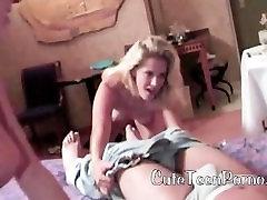 Premium tatyana foxx on black tick pussy show 6