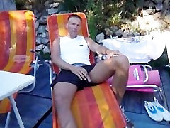 Outdoor Tent Sex Tape