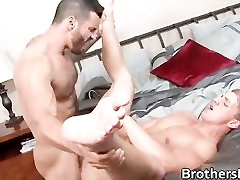 Two muscled reliance mein sexy video studs fucking part2