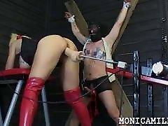 Hardcore Mistress MILF Monica