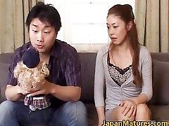 Misa Tachibana real inmial sex mature part1