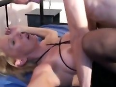 asshole fstng Busty MILF Takes Huge wwe sars By Young Boy Big Dick