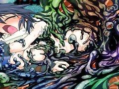 Taimamiko Yuugi Jeu aunty desi fat Ep.2 Monstre des égouts baise une jeune fille
