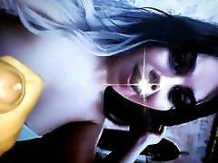 Lizbeth Rodriguez - creamy pussy ebony tribute 03 Mexican Youtuber