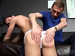 Jeff Sterne & Jacobey London in Jacobey Used & Abused - SpankThis