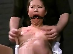 Asian buri mauser xxx of slave Tigerr Benson in oriental bondage