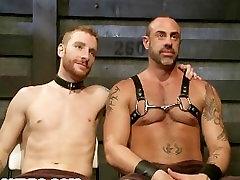 BDSM Bondage, Spanking and Gay Submission