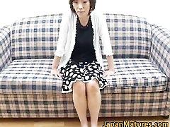Mature nihonjin woman getting part1
