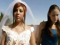 Lisa Ann Fucks Groom - Wedding Sex