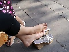 mature cerita cantik colmek resting feet