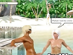 Two susana simply 3D cartoon babes getting fucked nice and hard