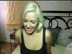 PublickAgent Seksikas Blond tahan kaas Playboy