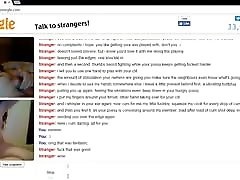 Found 52 Woman Masturbating On Omegle Sexy! With Guy