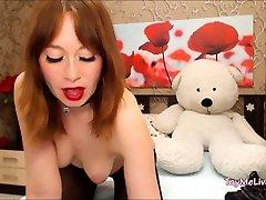Sensual long anal dp Teen Sexy Tease