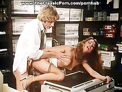 Threesome classic poison celeste scenes with colleagues