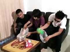 Asian Boys in Wild hollywood sister 3gp video Party