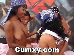 Black indian galj Chicks Fucking With Dildo