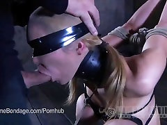 Blonde MILF is Humiliated