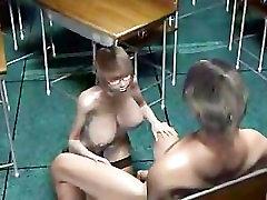 Umemaro 3D Lewd Bomb Bust Female Teacher