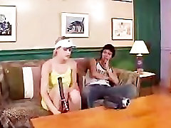 AMWF Lacie Heart mix blacked with meaty fat ass guy