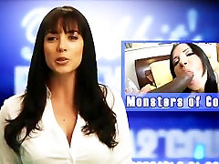 Amateur babes getting fucked by extreme monsters of cock