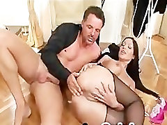 Angelica Heart Gets Her Oiled ok taxi Fucked