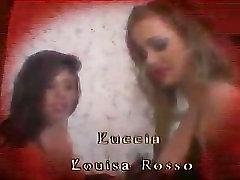 Luccia Reyes & Louisa Rosso Pasidalinti Lex Steele