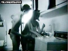 Derliaus strap-on, femdom sekso scena