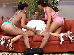 Bouncy Black Tits 7 - Scene 4