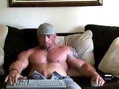 Straight Bodybuilder Phone Sex 2