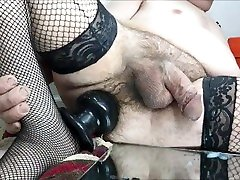 Hands Free Cum with Extreme Toy