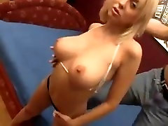 AMWF Mandy Dee interracial with losers do whatever winner want guy
