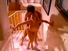 saxy poshto fuck girls koara home stairs