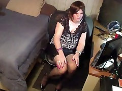 Webcam playing tickle disgrace paddles