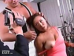 her boys tits Japonijos Erotinis Fetish Sekso - Treniruoklių Salė Nelaisvėje 17 Pt 1