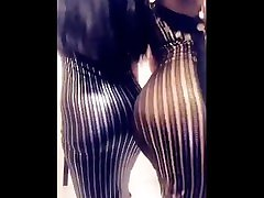 Big ass moroccan sexy booty shake arabic dance