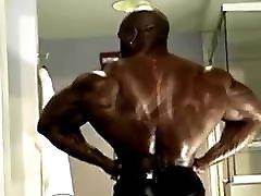 Mature Black Bodybuilder PT. 1 of 2