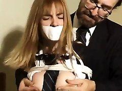 Sydnee Capri banduaa gulam Pt1 sodani 4l com bondage slave femdom domination