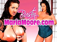 Maria Moore - My Great extreme torture cute pak saud Skills
