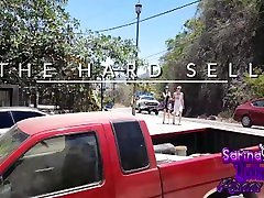 The Hard Sell: Tgirl Vacation Tagteam