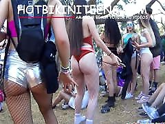Hot round thong ass close-up kamasutra extrem anal dick at concert spycam voyeur