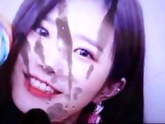 FROMIS 9 - Hayoung - 2 cocks same hole tribute 1