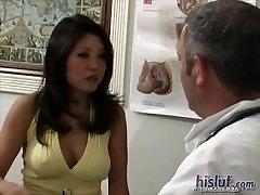 Kaiya Lynn Apsilankymų Orgazmas Gydytojas, Bandymai Pasimylėti, Mašina ir Sekso Žaislai