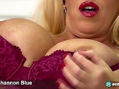 Shannon Blue: The Great Big-Tit Lady Of Great Britain - ScoreLand
