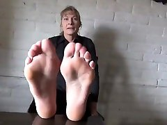 Mature Socks and Soles