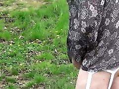 tranny shemale sounding urethral on motorway service 123